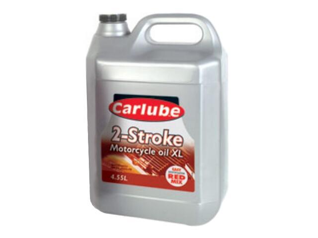 Olej do dwusuwów Low Ash 4,55l Carlube