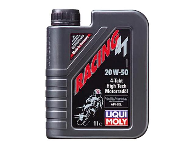 Olej silnikowy mineralny Racing 4T-20W-50 HD 1l 2656 Liqui Moly
