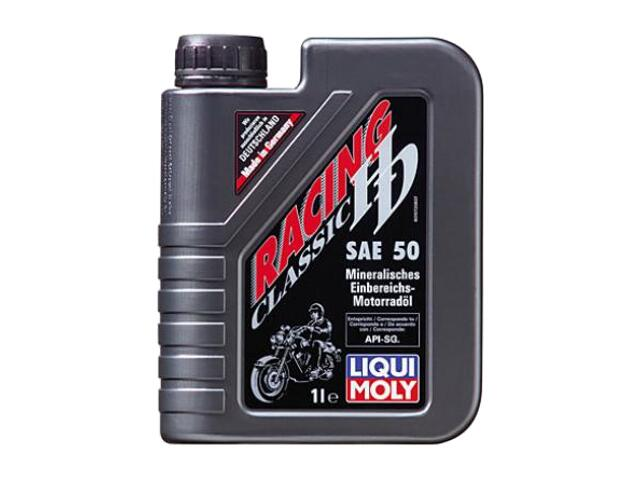 Olej silnikowy mineralny Racing HD Classic SAE 50 1l 1572 Liqui Moly