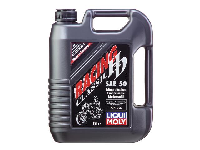 Olej silnikowy mineralny Racing HD Classic SAE 50 5l 1573 Liqui Moly
