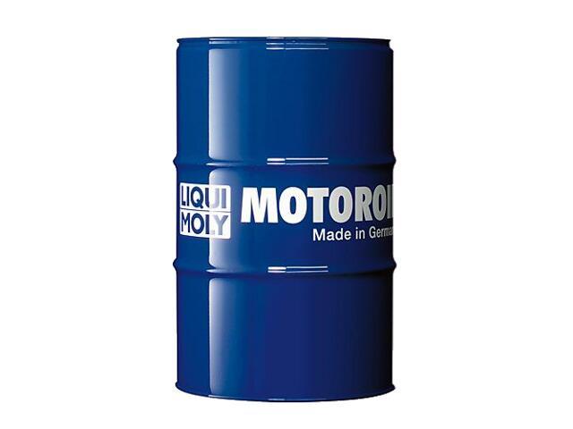 Olej silnikowy mineralny MoS2 Leichtlauf Super Motoroil 15W-40 60l 2573 Liqui Moly