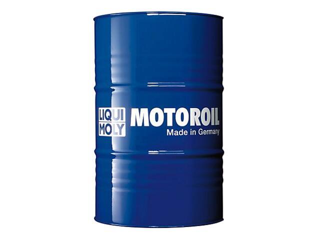 Olej silnikowy mineralny MoS2 Leichtlauf Super Motoroil 15W-40 205l 2574 Liqui Moly