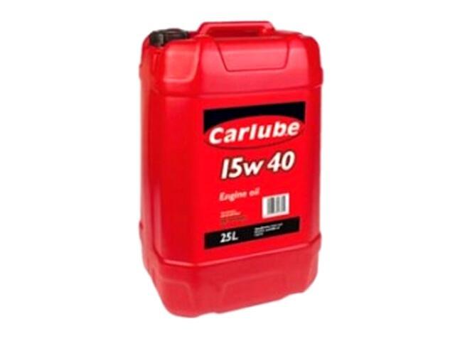 Olej silnikowy mineralny Gold Excel 25l Carlube
