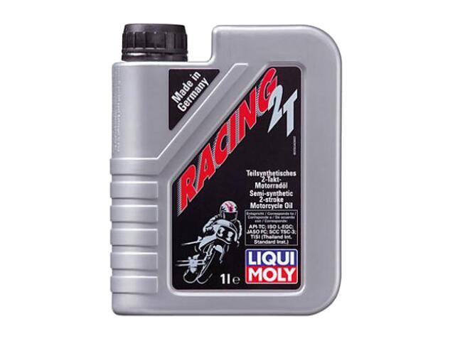 Olej silnikowy półsyntetyczny Racing 2T 1l 1504 Liqui Moly