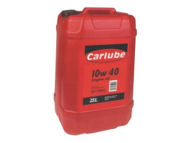 Olej silnikowy półsyntetyczny 10W-40 TripleR 25l Carlube