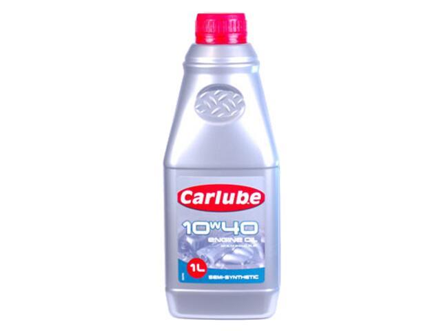 Olej silnikowy półsyntetyczny 10W-40 Diesel 1l Carlube