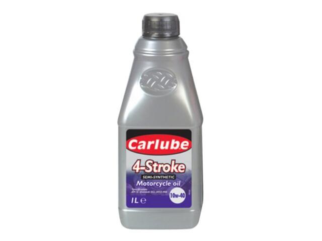 Olej silnikowy półsyntetyczny Triple R 10W-40 4 Stroke 1l Carlube