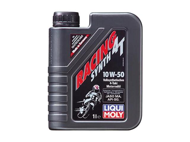 Olej silnikowy syntetyczny Racing Synth 4T 10W-50 1l 1502 Liqui Moly