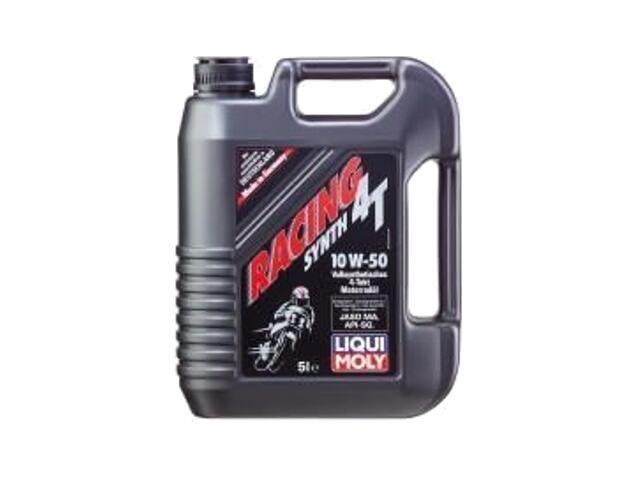 Olej silnikowy syntetyczny Racing Synth 4T 10W-50 5l 1503 Liqui Moly