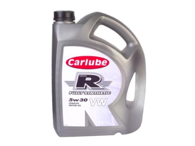 Olej silnikowy syntetyczny Olej 5W-30 VW TripleR 5l Carlube
