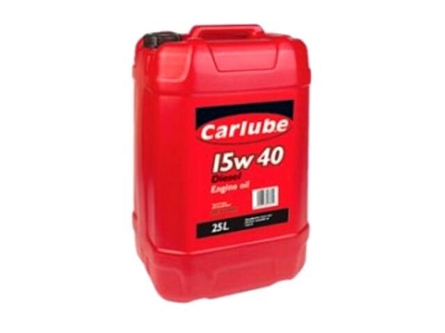 Olej do samochodów ciężarowych Diesel SHPD 15W-40 25l Carlube