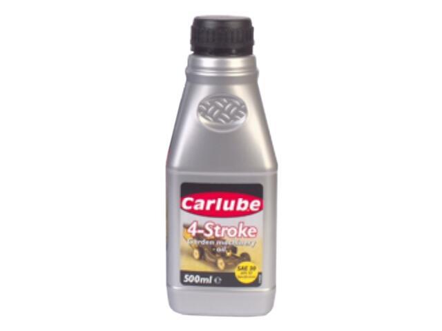 Olej do narzędzi ogrodniczych 4-suwowych Lawnmower Oil SAE30 0,5l Carlube