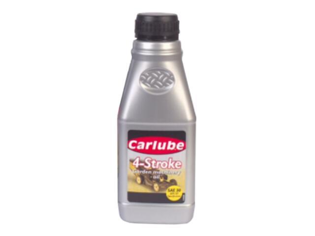 Olej do narzędzi ogrodniczych 4-suwowych Lawnmower Oil SAE30 1l Carlube