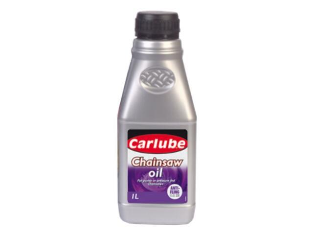 Olej do smarowania łańcucha pilarek Chainsaw Oil ISO220 1l Carlube