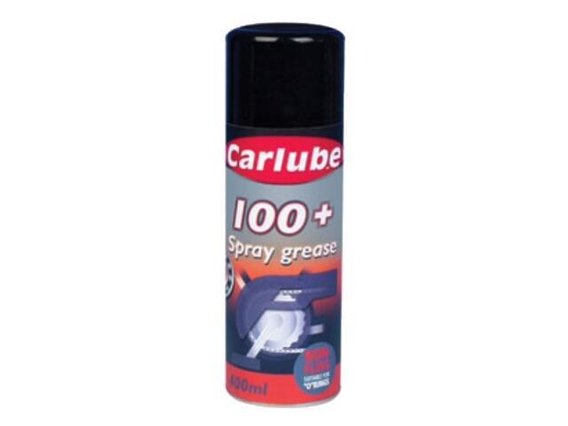 Smar półpłynny Spray Grease Smar 100+ w aerozolu 400ml Carlube