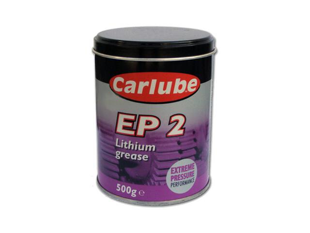 Smar litowy EP2 Lithium Grease 0,5kg Carlube