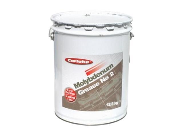 Smar molibdenowy Molybdenum 2 12,5kg Carlube