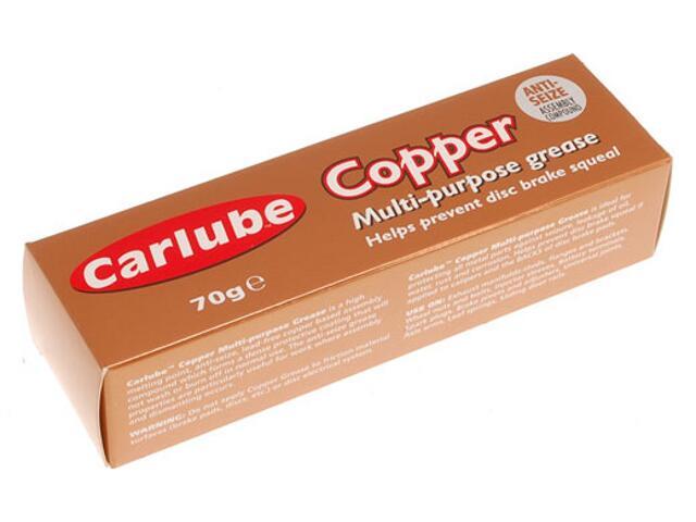 Smar miedziany Multi-purpose Copper Grease Non-melting 70g Carlube