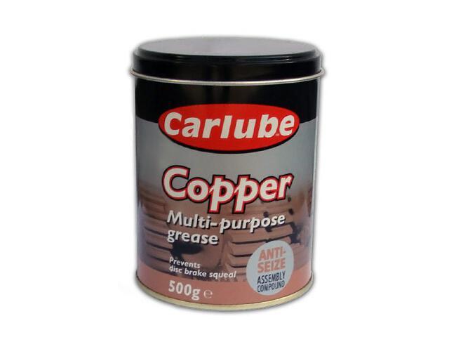 Smar miedziany Multi-purpose Copper Grease Non-melting 0,5kg Carlube