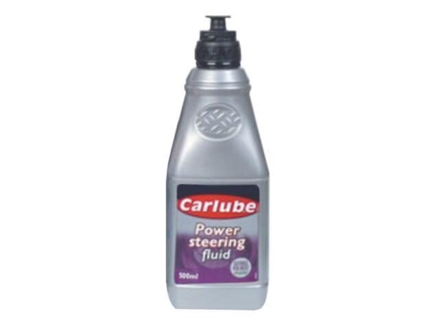 Płyn do układu wspomagania Power Steering Fluid Universal 0,5l Carlube