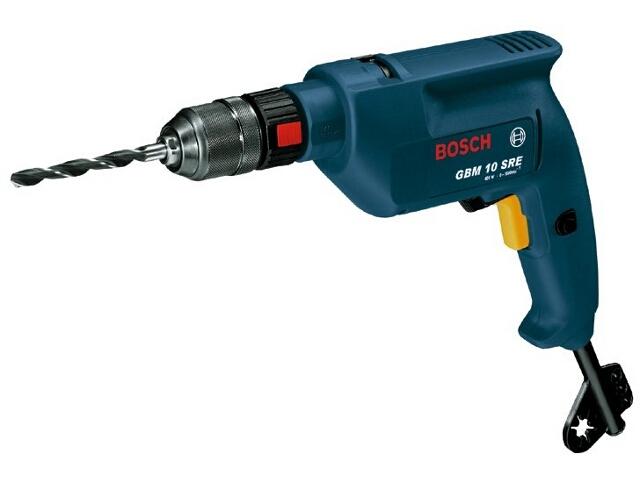Wiertarka bezudarowa GBM 10 SRE 420W SUW z walizką 601137566 Bosch