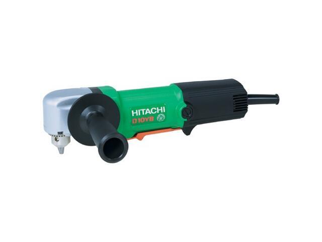 Wiertarka kątowa sieciowa 500W D10YB Hitachi