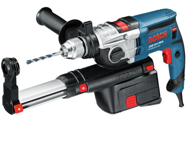 Wiertarka udarowa sieciowa GSB 19-2 REA z odsysaniem 900W Bosch