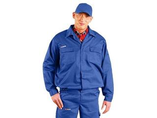 Bluza robocza MASTER BM N rozm. M niebieski REIS