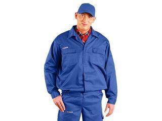 Bluza robocza MASTER BM N rozm. XL niebieski REIS