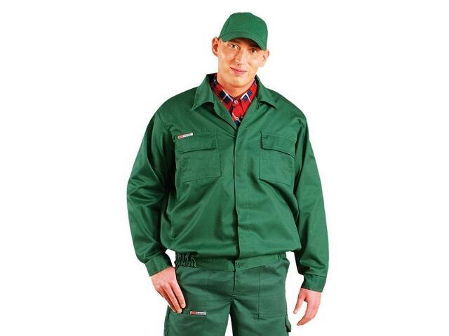 Bluza robocza MASTER BM Z rozm. M zielony REIS