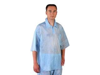 Koszula robocza BFI JN rozm. XXL jasnoniebieski REIS