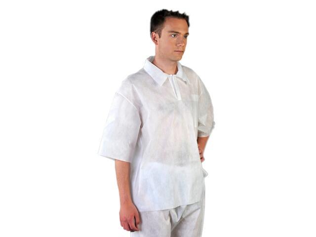 Koszula robocza BFI W rozm. L biały REIS