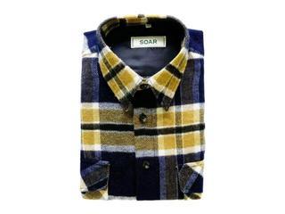 Koszula robocza KF LUX rozm. L niebieski REIS