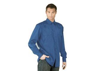Koszula robocza KWSDR N rozm. M niebieski REIS