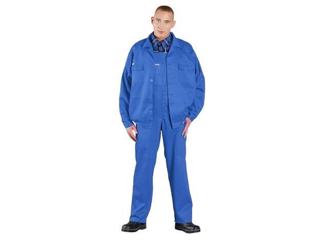 Ubranie ochronne OLIWIER UO N 182x90-94x104 niebieski REIS