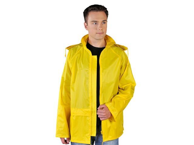 Ubranie przeciwdeszczowe KPNP Y rozm. XL żółty REIS