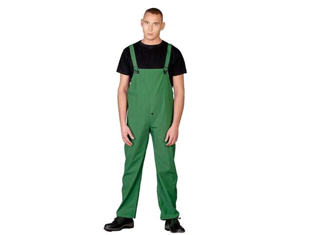 Ubranie przeciwdeszczowe SPD Z rozm. XXL zielony REIS