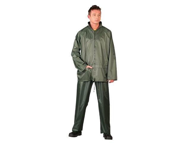 Ubranie przeciwdeszczowe KPL Z rozm. XXL zielony
