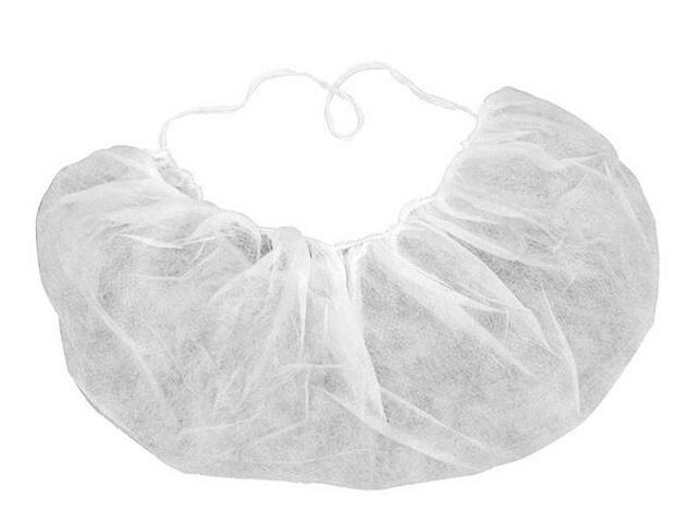 Osłona jednorazowa polipropylenowa biała OST W op. 100szt. REIS