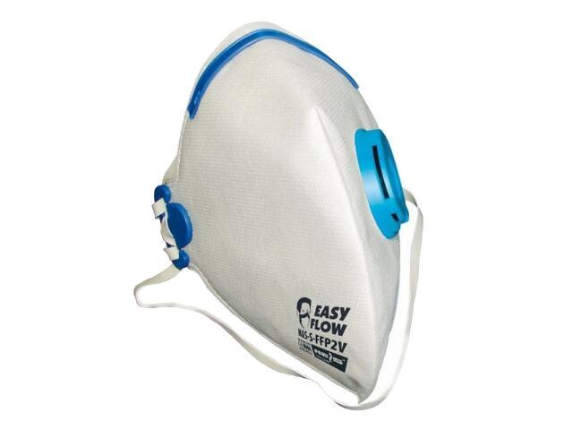 Maska higieniczna MAS-S-FFP2V W op. 10szt REIS