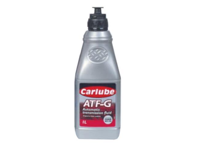 Olej hydrauliczny ATF G Ford /Borg Warner 1l Carlube