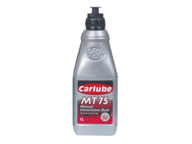 Olej hydrauliczny MT-75 Manual Transmission Fluid 1l Carlube