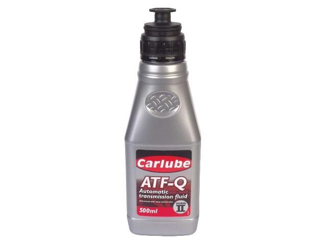 Olej hydrauliczny ATF-Q GM Dexron II 0,5l Carlube