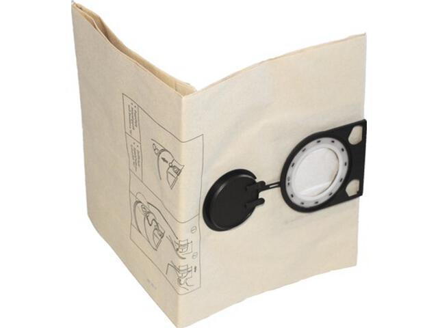 Worki papierowe FB 32/35 30-35l 5szt Starmix