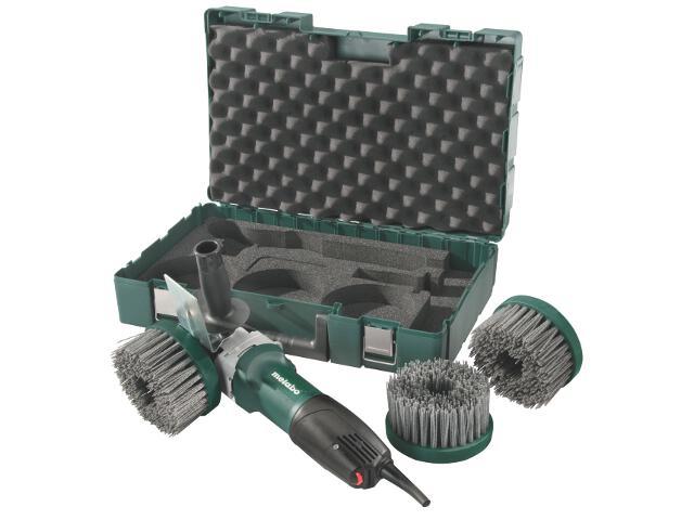Polerka PE 12-175 Renovation Kit z walizką metalową Metabo