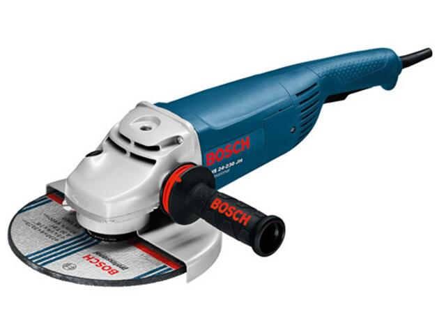 Szlifierka kątowa sieciowa GWS 24-230 JH 2400W Bosch