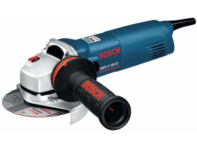 Szlifierka kątowa sieciowa GWS 11-125 CI 1100W 601822220 Bosch