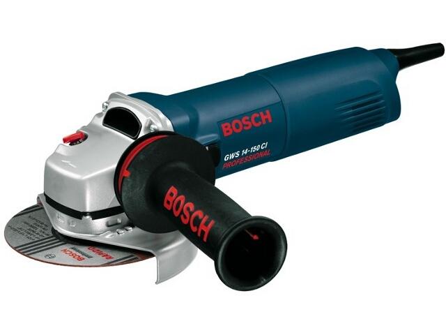 Szlifierka kątowa sieciowa GWS 14-150 CI 1400W 601826620 Bosch