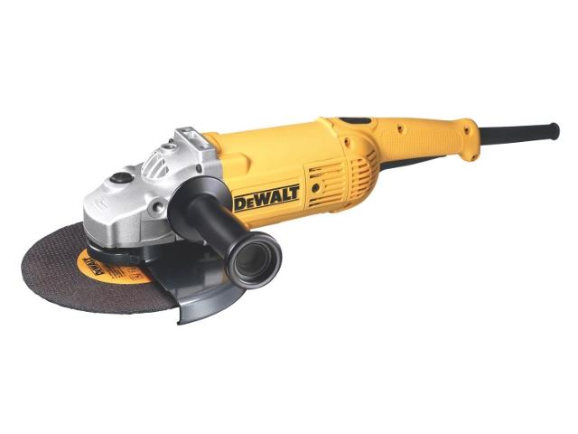 Szlifierka kątowa sieciowa 230mm 2000W D28401 DeWALT