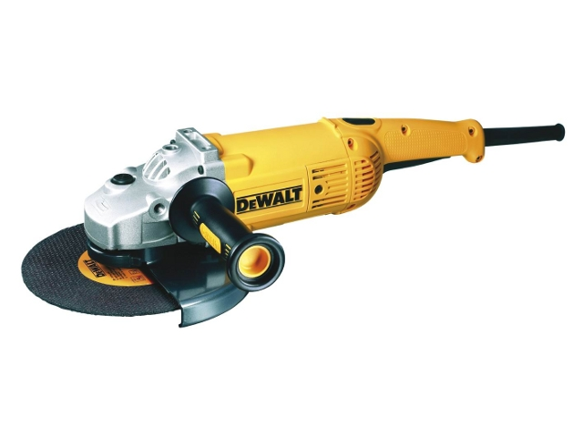 Szlifierka kątowa sieciowa 230mm 2100W D28411 DeWALT